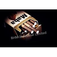 China Silk Screen White Hologram Paper Cardboard Boxes ISO9001 on sale