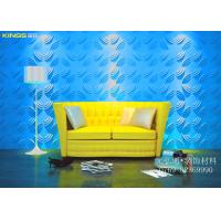 3d wallpaper for living room, fireproof, waterproof, paintable, washable, recyclable