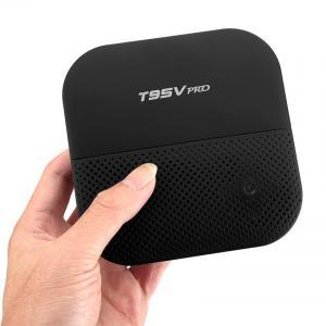 Octa Core Internet Tv Set Top Box WIFI Dual Band T95V S912 2GB / 16GB HDMI 2.0a