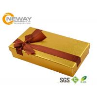 Food Grade Paper Material Custom Gift Box for Chocolate Packaging Manufactures