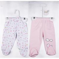China New born wholesale baby clothes baby 2pcs pants set on sale