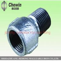 electric galvanized malleable iron pipe fitting plain socket Manufactures