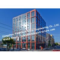 EPC General Hotel Construction in Steel Structure and Prefabricated Buildings for Steel Structure Offices Manufactures