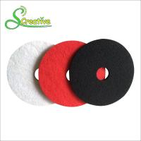 China Coloful Marble Floor Polishing Pad Cleaning Pad for Floor Buffing Machine wholesale