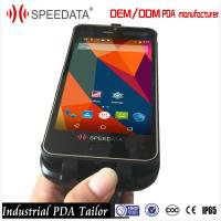 Quad-Core 1.3GHz 2GB RAM 16GB ROM 5.5 inch 4G Mobile Phone with Far Infrared Laser Distance Meter Reader Manufactures