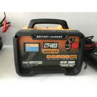 China CTF-4803, battery charger, automatic car battery charger, suitable for lead-acid batteries wholesale