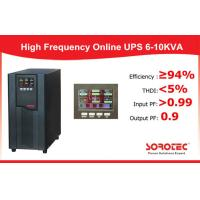 Single Phase High Frequency 1kVA - 20kVA Power Online UPS for Telecom Manufactures
