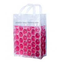 China Reusable Wine Cooler Bag Non - Phthalate PVC 6 Bottles Type With Color Liquid on sale