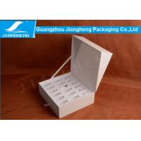 Handmade Two Layer Cosmetics Gift Boxes Essential Oil Packaging Display Box Manufactures