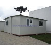 Buy cheap Foldable Modular Prefabricated Housing / White Portable Emergency Housing from wholesalers