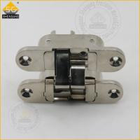 Internal Door 3d Adjsuatble European Italian Hinges Hardware 180 Degree invisible hinge