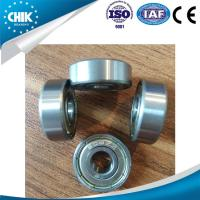 Carbon steel 6001 12*28*8mm deep groove ball bearings P0/P6/P5 angular contact ball bearing Manufactures