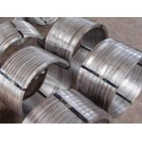 China Industrial 321 Stainless Steel Forgings , Forged Rolled Rings ASTM JB4728 DIN EN wholesale