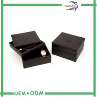 Three Layers Jewelry Gift Boxes Handmade Luxury Packaging Boxes With Magnetic Manufactures