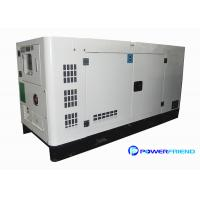 Buy cheap 20kva To 100kva Cummins Diesel Generators Set Silent For Daily Use 80kw from wholesalers