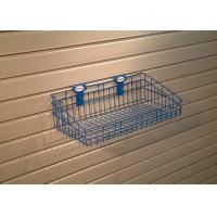 China Enviroment-Friendly Blue Garage Wall Panels For Tool Storage Easily To Drywall on sale