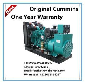 Cummins 50HZ Diesel Electric Generator 4BTA3.9-G