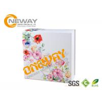 Disposable Printed FDA Custom Food Boxes , Take Out Paper Sushi Packaging box Manufactures
