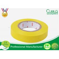 China Colored PVC Electrical Tape Matte Surface Rubber SGSUV Stabilised on sale