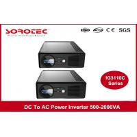 500-2000VA Power Inverter With Automatically Restart Function , CE ISO Approval Manufactures