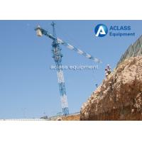 5 ton / 6 ton Mobile Lifting Equipment Topkit Traveling Tower Crane with Lifting Hook Air Conditioner