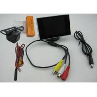 Wired Automotive Backup Car Rear View Camera System + 3.5 Inch Standalone Monitor