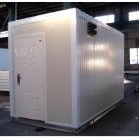 China Outdoor Portable Telecom Shelter, Knockdown Shelter, EPS Sandwich Color Steel Panel on sale