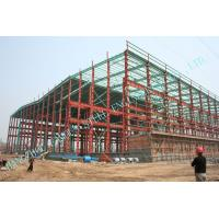 Q235,Q345 Prefab Industry Steel Building Customized Workshop, Warehouse Manufactures