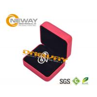 OEM  Printed Custom Printed Jewelry Boxes Gloss Film Lamination Manufactures