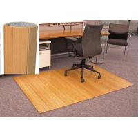 Rectangular Non Slip Carpet Office Chair Mat For Hardwood Floor And Corner Desk Manufactures