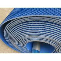 China Rough Top Polyurethane Coating Conveyor Belt For Industrial Material Transport wholesale