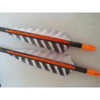 carbon arrow, hunting arrow, crossbow orange carbon arrow, carbon fibre arrow Manufactures