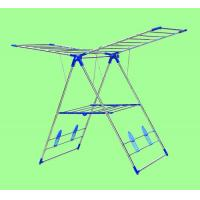 Buy cheap Foldable clothes rack from wholesalers