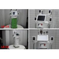 China High power cryolipolysis fat freezing machine for hospital / clinic , Handpiece control system on sale