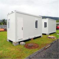 China Affordable and Durable Prefab Container Home Prefab Container Homes wholesale