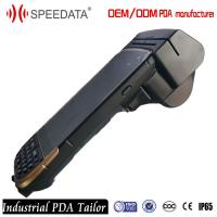 Datum Collector PDA Thermal Printer , bluetooth Hand Held Barcode Scanner Printer Manufactures