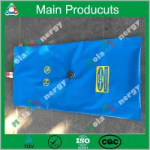 China UV Resistant Long Lifespan Customized Soft Plastic PVC TPU Water Tank Tarpaulin on sale