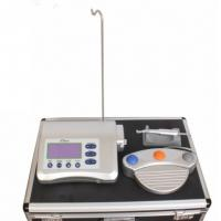 China LCD Display Control Panel Dental Implant Equipment With Multifunctional Foot Switch on sale