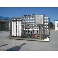 Stainless Steel Reverse Osmosis Drinking Water System 6.7KW 4000 * 800 * 1900 MM Manufactures