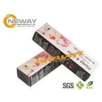 Wholesale Cardboard custom cosmetic boxes Folding for cream Manufactures