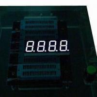 China 0.80-inch 4 Digits LED Numeric Display, Widely Used for LED Clock Display on sale