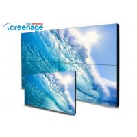 Wall Mounted Lcd Ad Display , Splicing Commercial Video Wall With Samsung Panel Manufactures