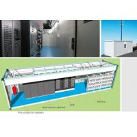 Mobile Refrigeration Equipment Container Cold Room Walk - In Freezer For Meat Manufactures