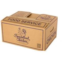 Buy cheap customized printing corrugated shipping packing boxes from wholesalers