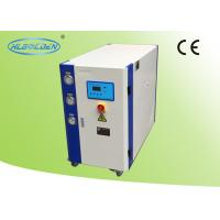 China Scroll Compressor Air Cooled Water Chiller CE Certificate Industrial Water Chiller wholesale
