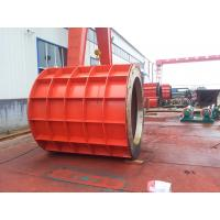 Big Diameter concrete culvert pipe making machine Manufactures