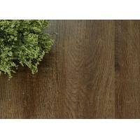 China Home / Office / Hotel PVC Vinyl Flooring Dry Back 7.25 Inch X 36 Inch Non Toxic on sale