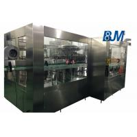 24000 BPH high speed filling machine for bottle water with cap washer Manufactures