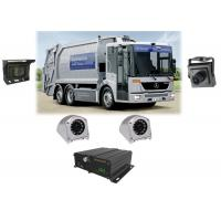 Anti - High Temperature HD Mobile DVR  WIFI With 720P AHD Car Camera