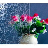Clear Kasumi Figured Glass 3mm,4mm,5mm,6mm  tempered float glass Manufactures